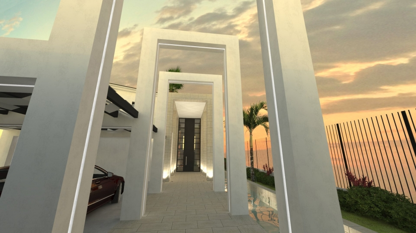 New Turnkey Villa Project for Sale in Los Flamingos